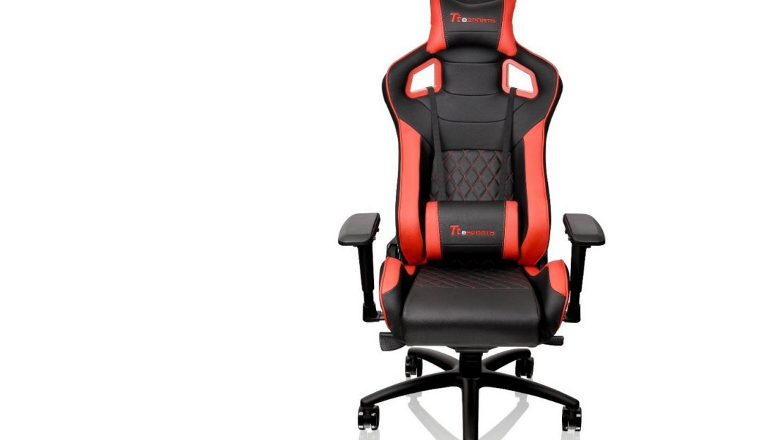 Test Tt Esports Gt Fit 100 Gaming Stuhl Allround Pccom