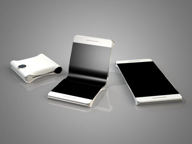 Samsung Galaxy X Konzept