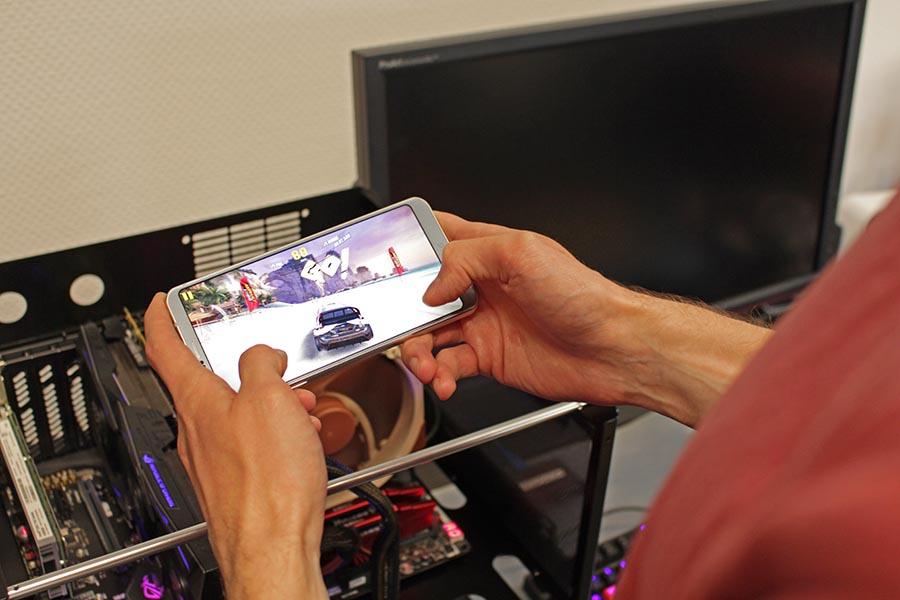 LG G6 Gaming