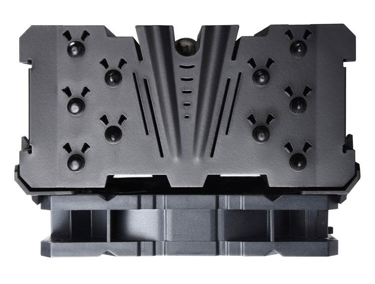 ETS-T50 AXE DFP-Draufsicht