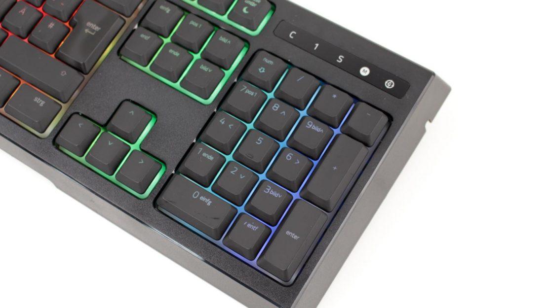 Populære Test: Razer Ornata Chroma Gaming-Tastatur - Allround-PC.com VO-59