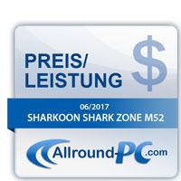 Sharkoon-Shark-Zone-M52-Award