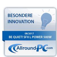 be quiet SFX L Power Award