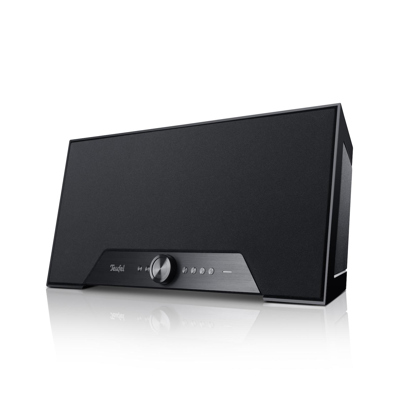 teufel zeigt seine neuen streaming lautsprecher allround. Black Bedroom Furniture Sets. Home Design Ideas
