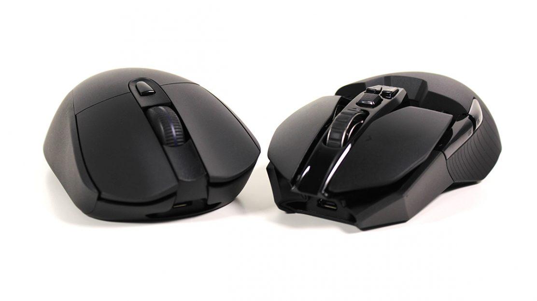 Logitech G703 und G903