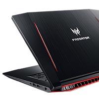 Acer Predator Helios 300 Startbild
