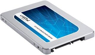 Crucial BX300 480 GB Schnittstelle