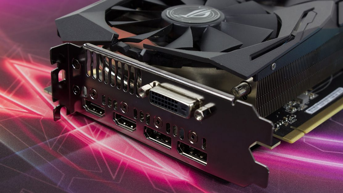 Asus ROG Strix GTX 1070 Ti Advanced