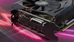 Asus ROG Strix GTX 1070 Ti Advanced