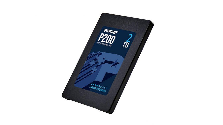 Patriot P200 SSD Beitragsbild