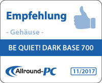 be quiet! Dark Base 700 Award