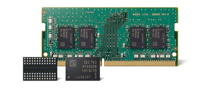 10-nm-DRAM zweite Generation
