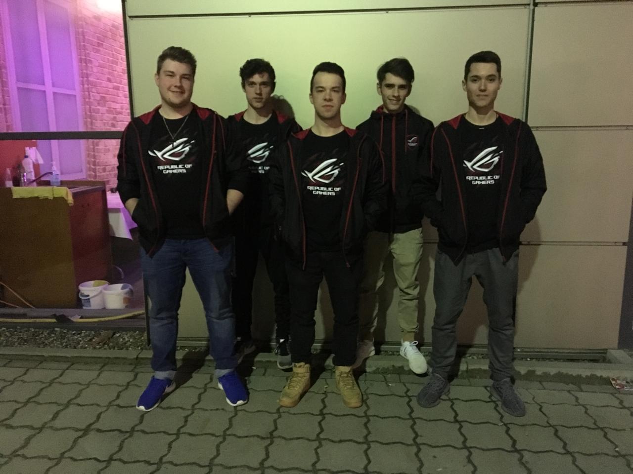 Das Allround-PC Team auf der NorthCon