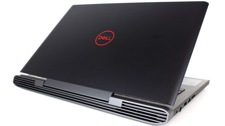 Dell Inspiron 15 7000 Startbild
