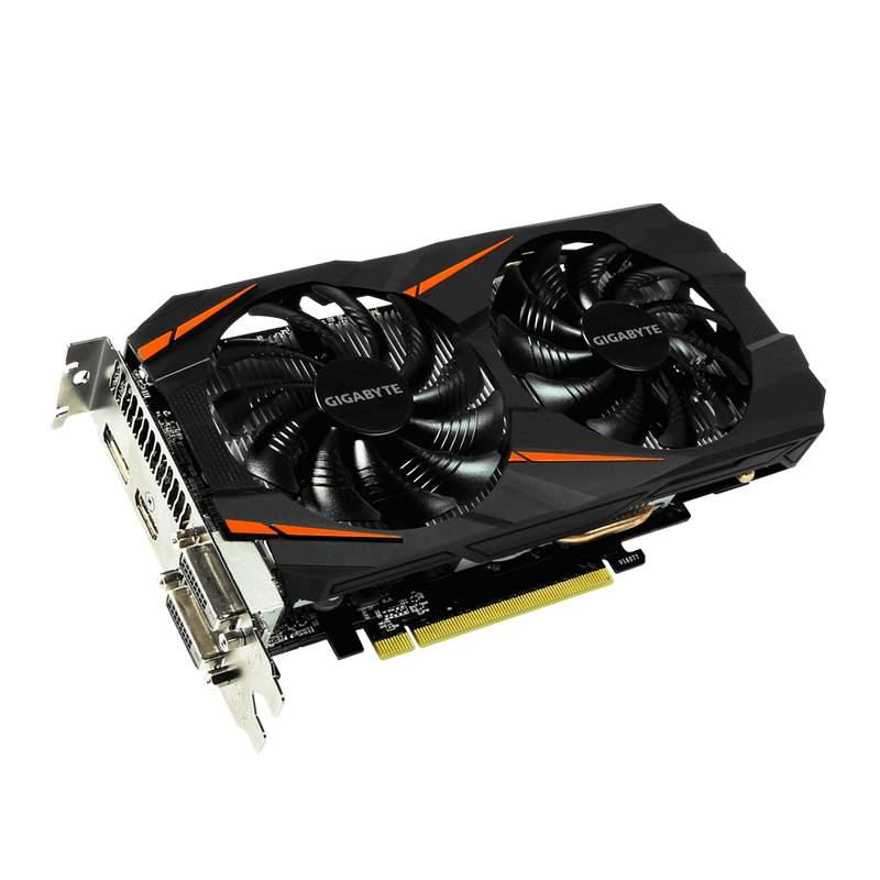 Gigabyte GTX 1060 WindForce OC 5G