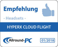 HyperX Cloud Flight Award