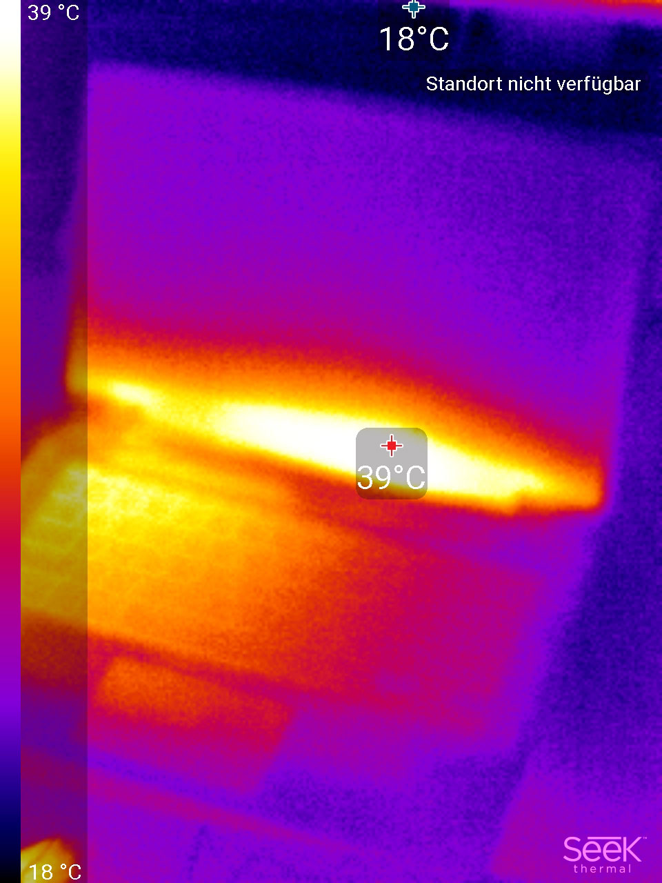 Jumper-EZBook-3S-Wärmebild