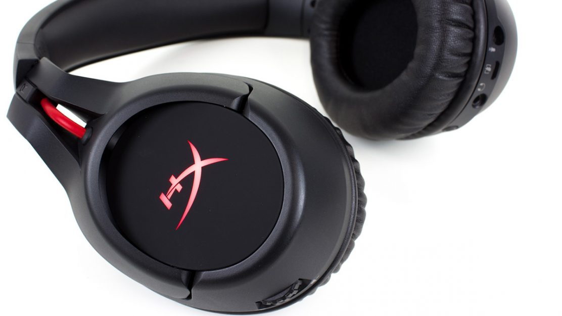 test hyperx cloud flight wireless headset allround. Black Bedroom Furniture Sets. Home Design Ideas