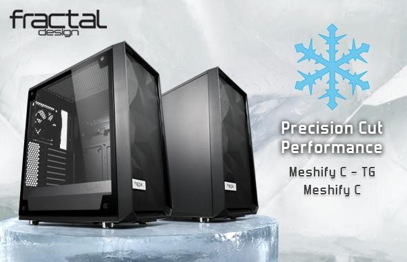 Fractal Design Meshify C TG