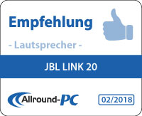 JBL Link 20 Award neu
