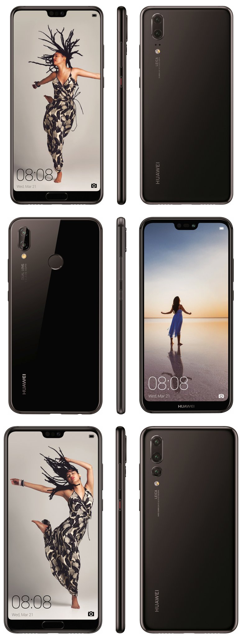 Huawei P20 Modelle