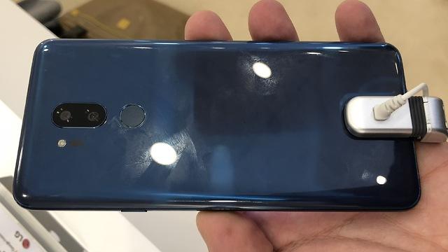 LG G7 Rückseite
