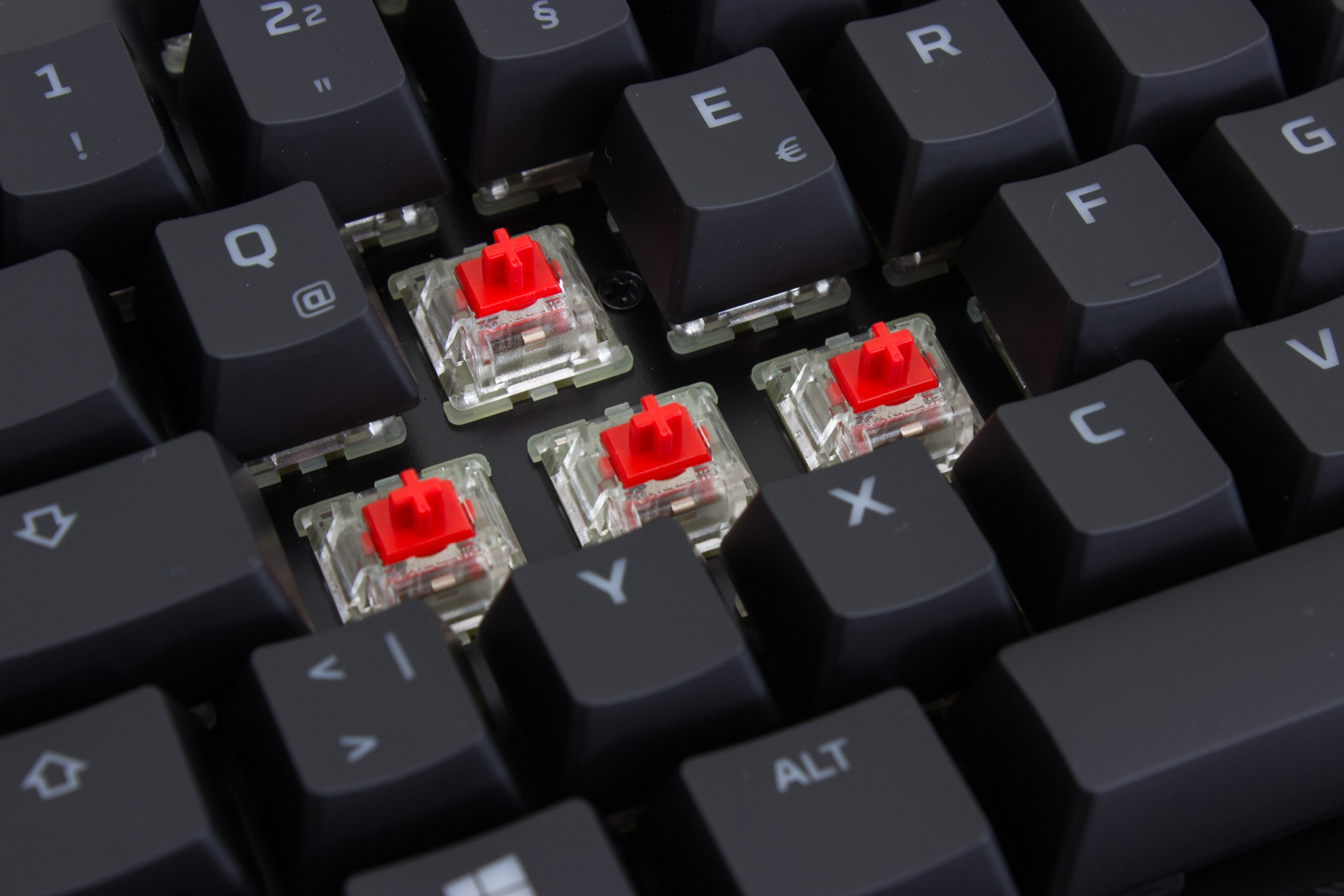 HyperX-Alloy-Elite Cherry MX
