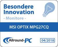 MSi MPG27CQ Award Neu