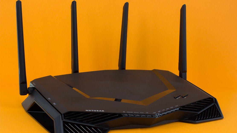 Netgear-XR500-Startbild