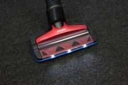 Philips SpeedPro Max Beleuchtung