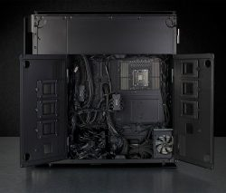 Corsair Obsidian Series 1000D Gehäuse Rückseite