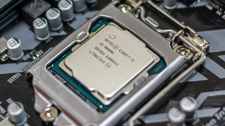 Intel Spectre NG Startbild