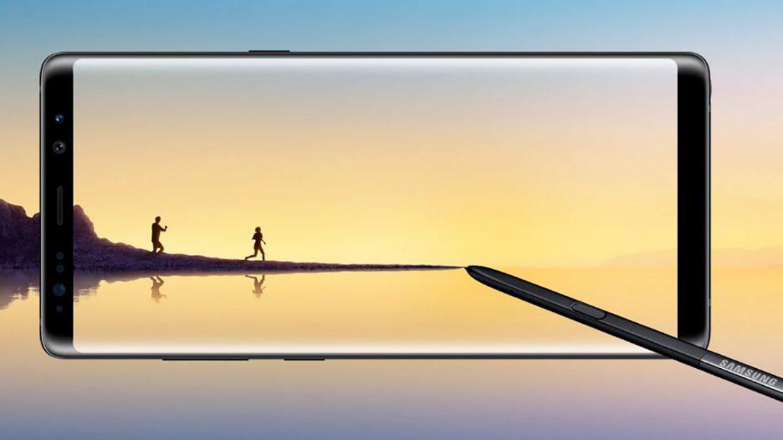 Samsung Galaxy Note 8 Beitragsbild
