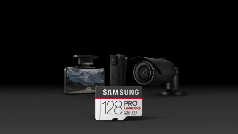 Samsung microSD Pro Endurance Startbild