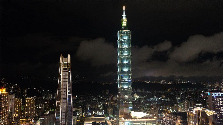 Die Computex findet in Taiwan Taipei City statt