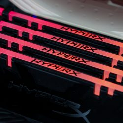 HyperX Predator RGB Beleuchtung