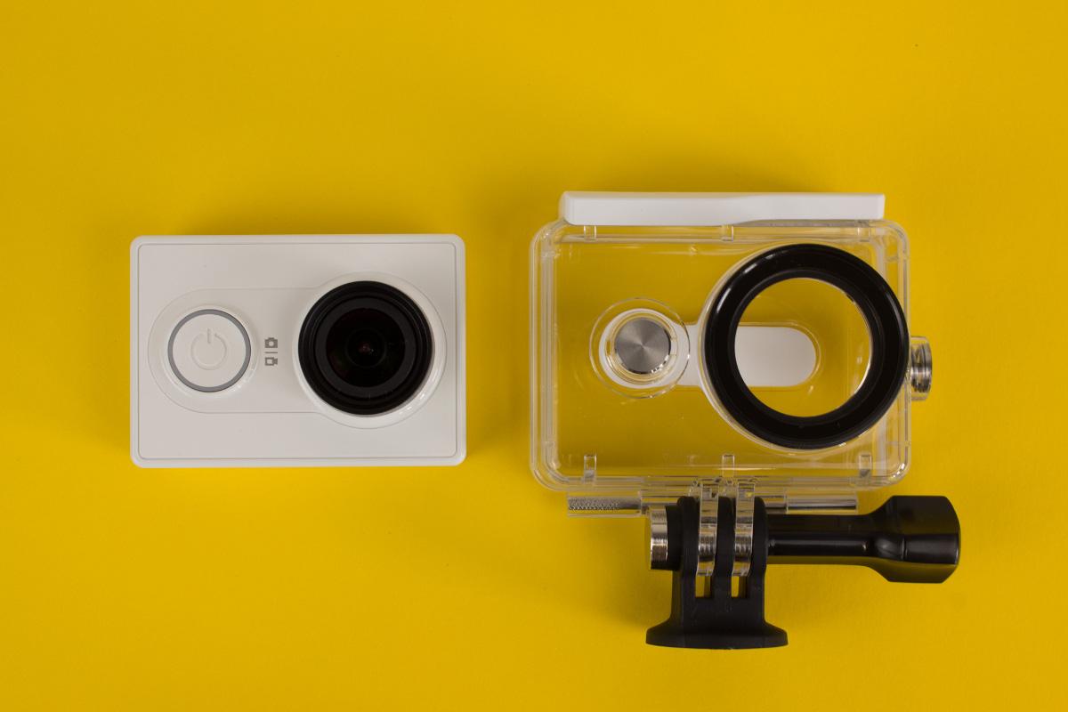 test yi action camera allround. Black Bedroom Furniture Sets. Home Design Ideas