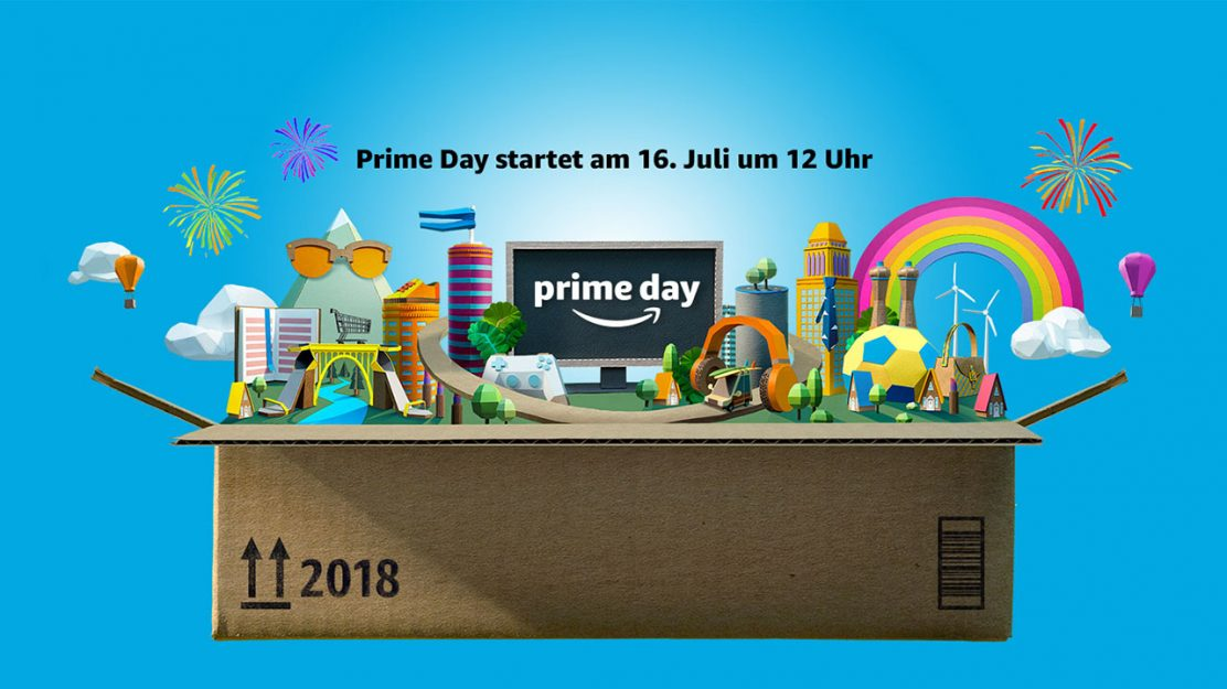 Amazon Prime Day Beitragsbild