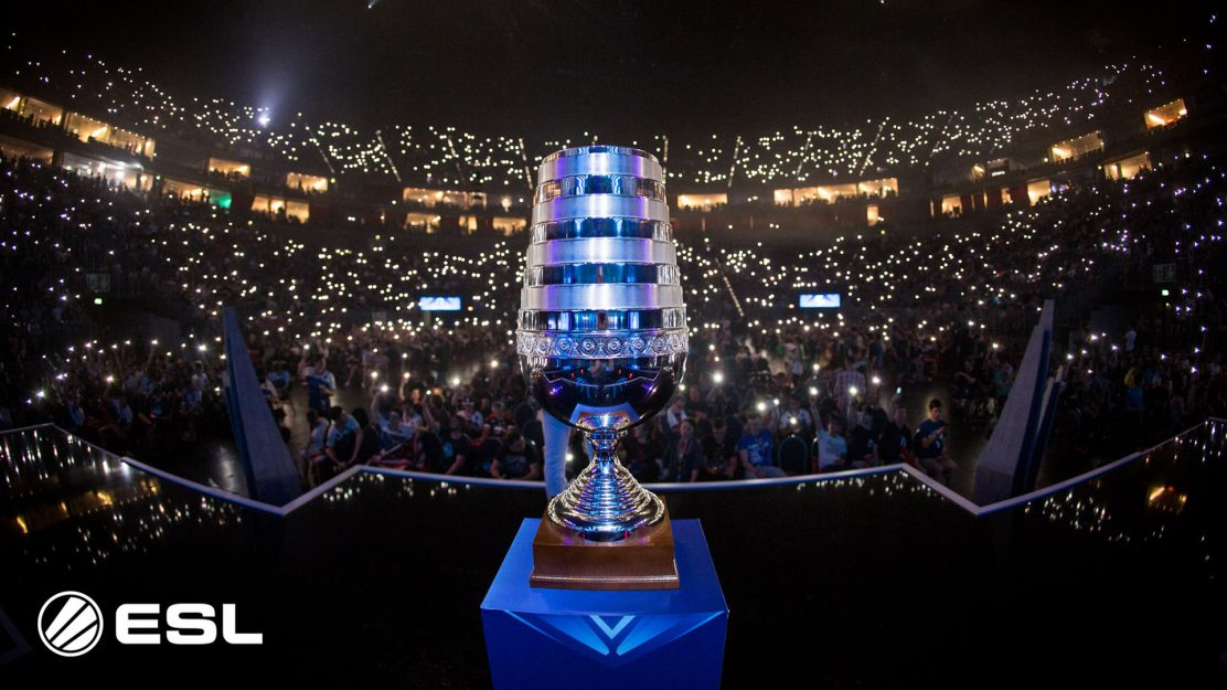 ESL One Cologne 2018 Pokal