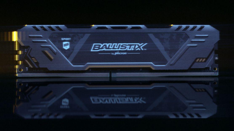 Ballistix Sport AT Dunkle Beleuchtung