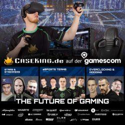 Caseking Gamescom 2018 Banner