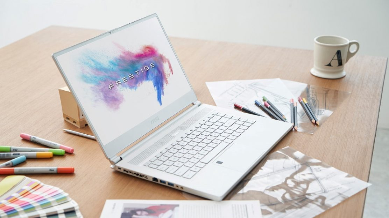 MSI P65 Creator Laptop Beitragsbild
