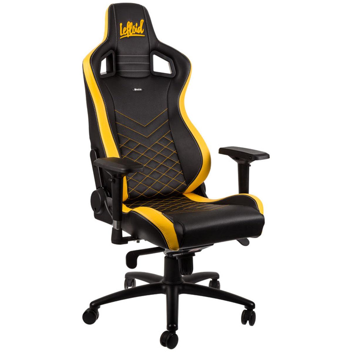 Noblechairs Epic Lefloid Edition Gaming Stuhl Erhaltlich Allround Pc Com