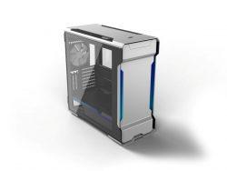 Phanteks Evolv X Galaxy Silver mit LED-Beleuchtung