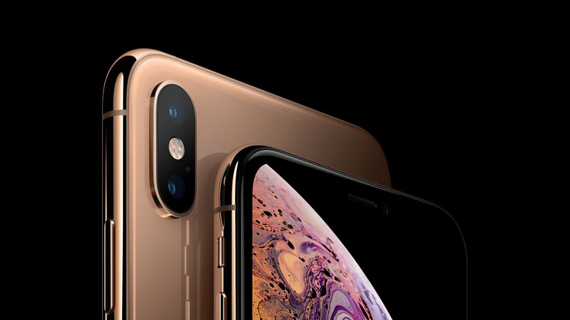 Apple iPhone XS Kamera