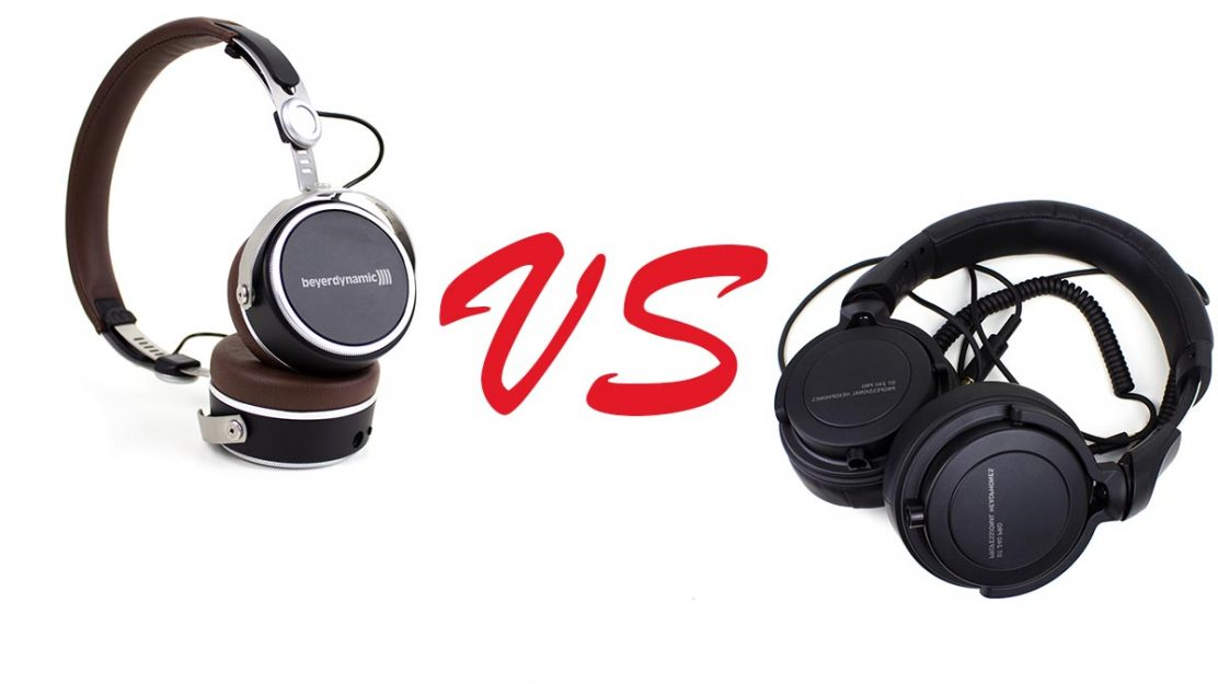Beyerdynamic vs