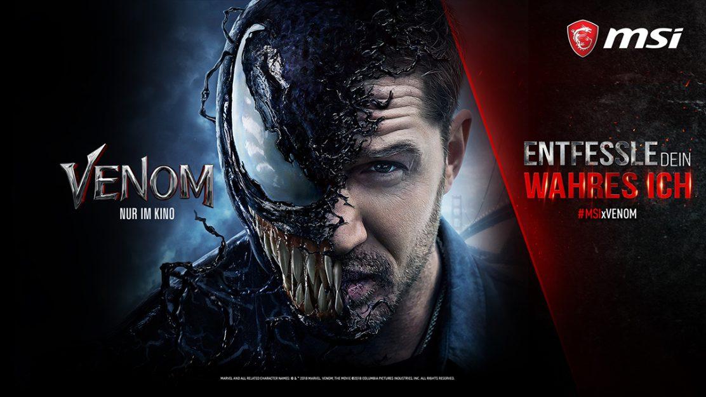 Venom MSI Kampagne