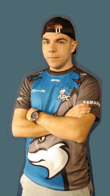 eSports Spieler Saniel