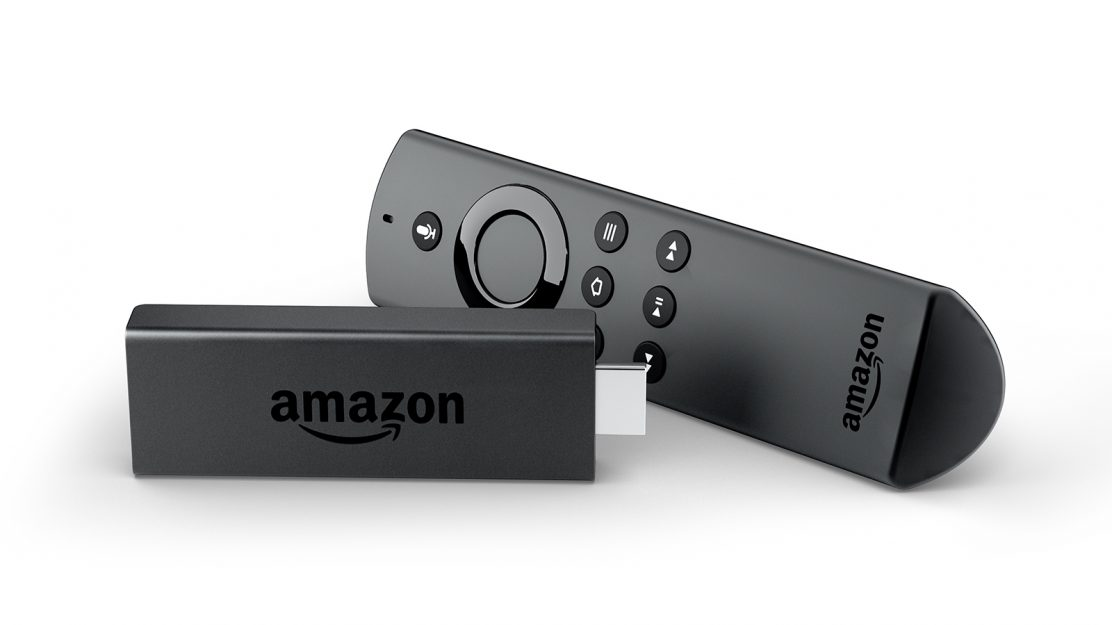 Amazon FireTV Stick - Startbild