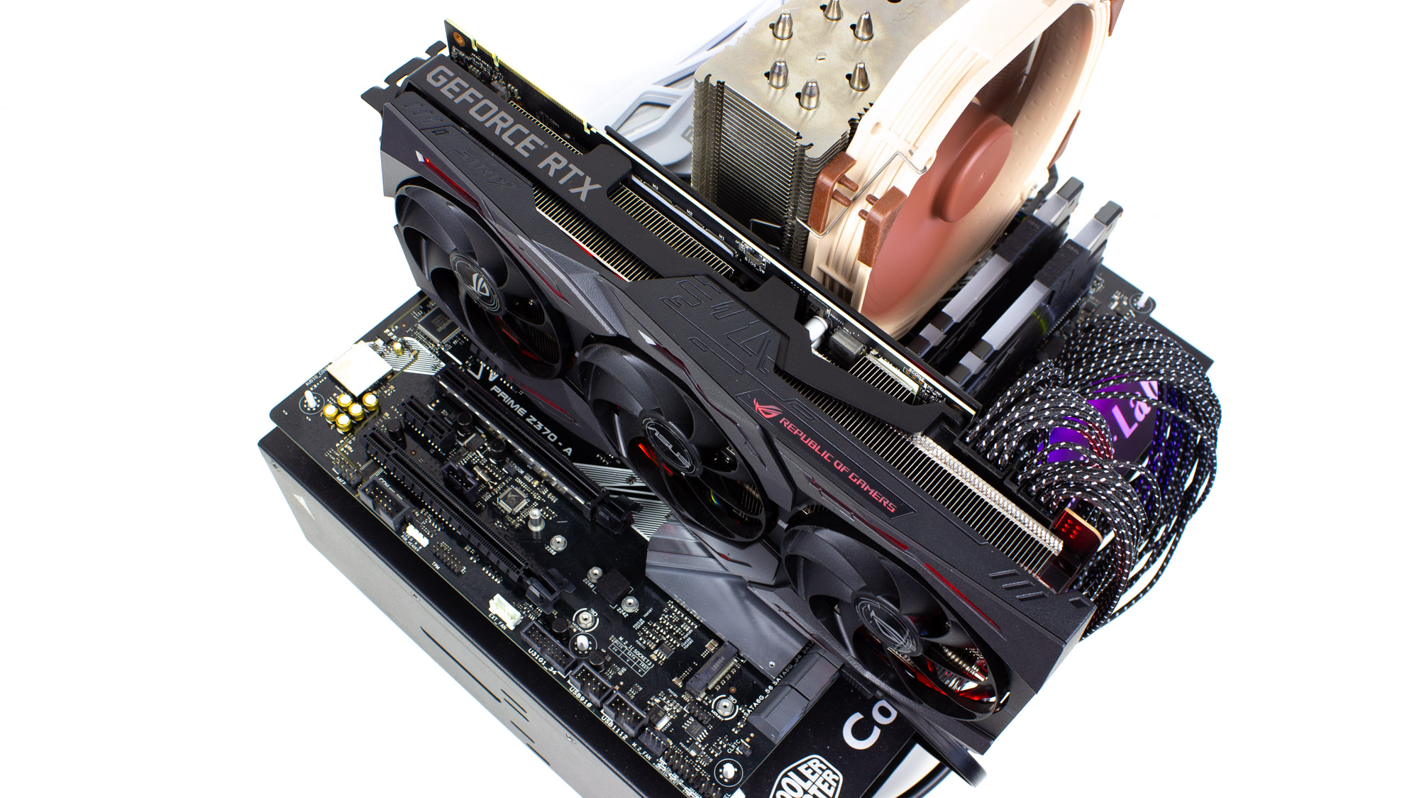 Test: Asus ROG Strix GeForce RTX 2080 Ti OC - Allround-PC com